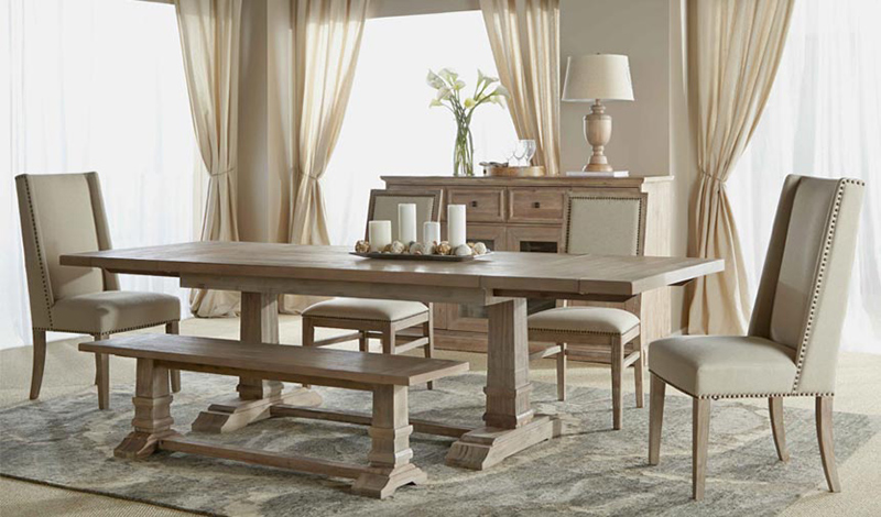 21 Beautiful Wooden Dining Sets In Different Designs