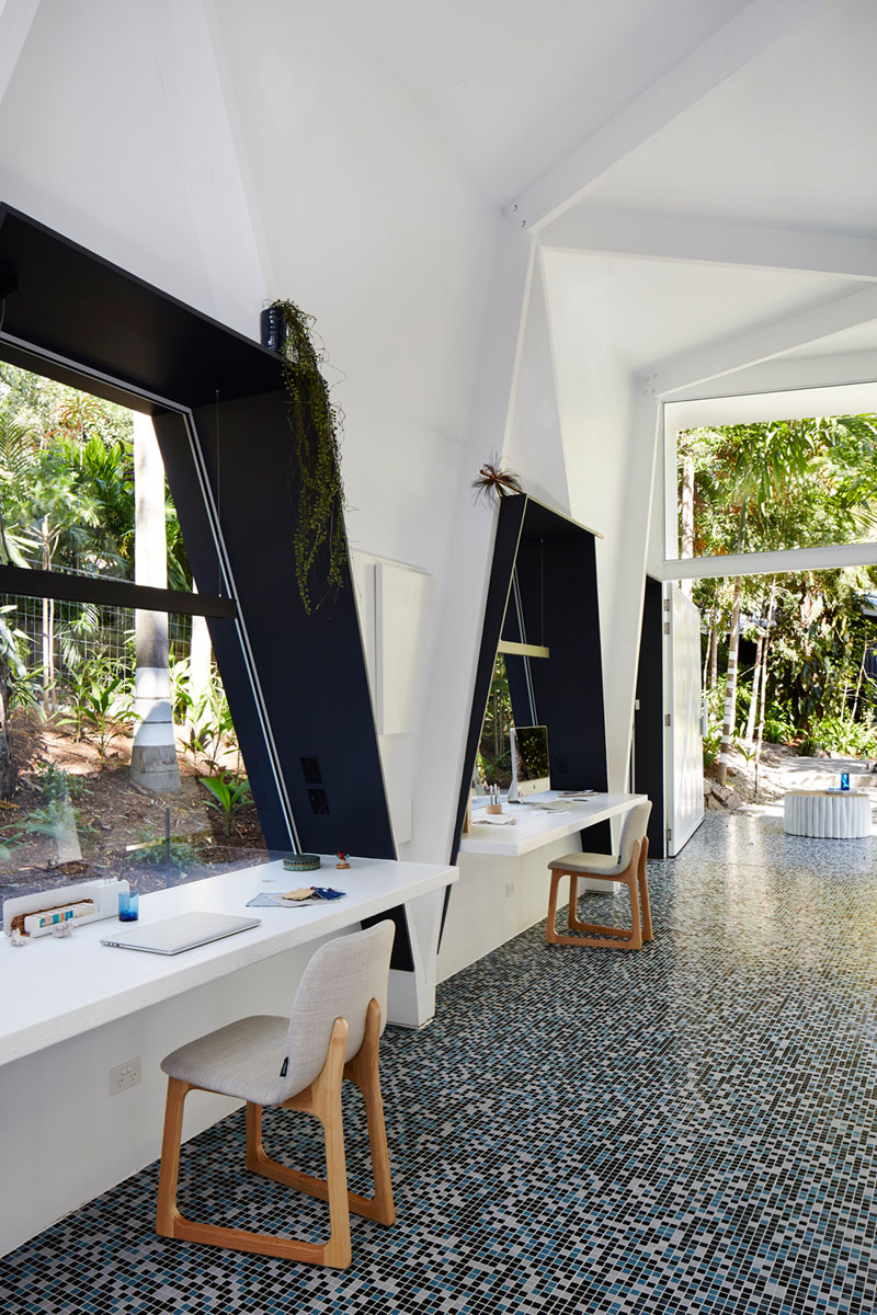 Studio Shed floors