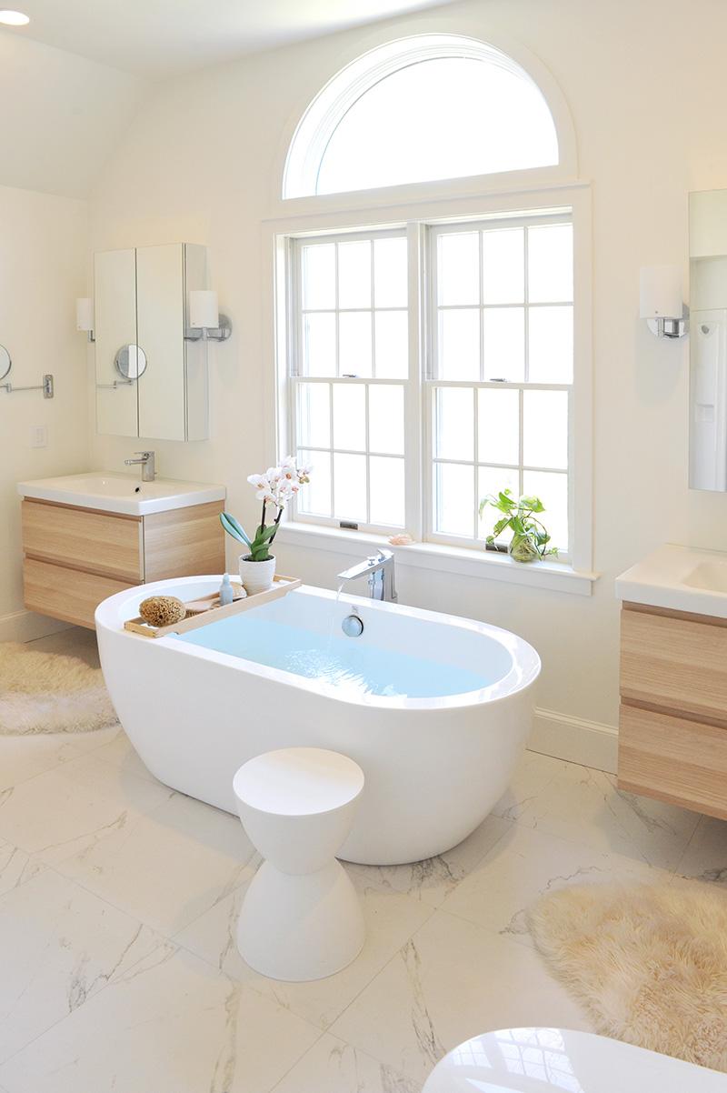 Calming Waters: Rhode Island Bathroom Renovation