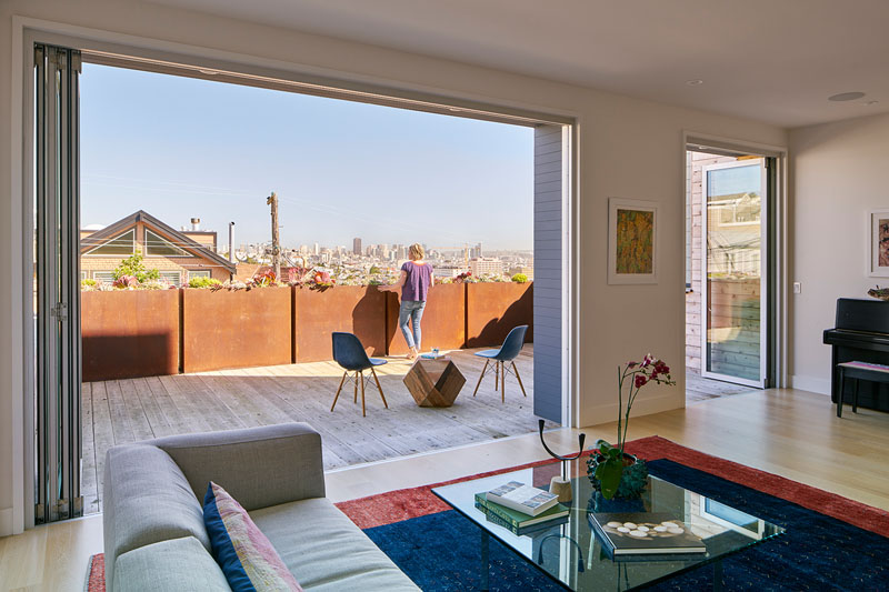 Urban Oasis interior design