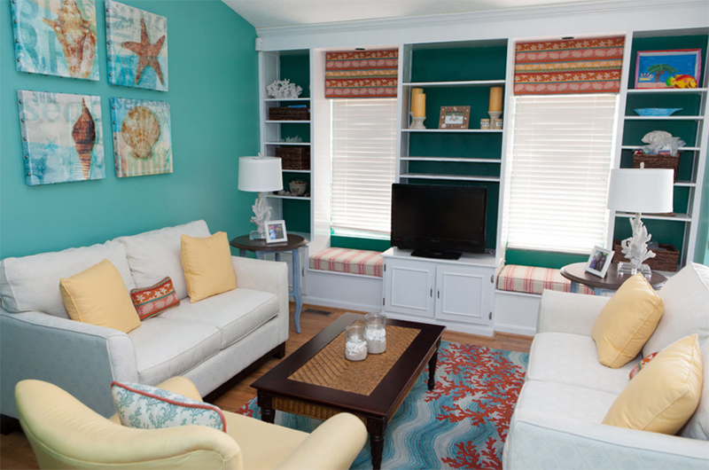 Winchester Beachy Living Room