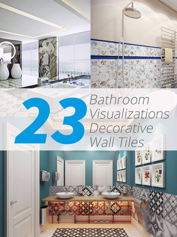 bath visualization tile