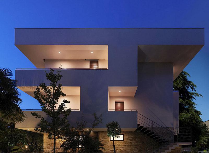 RGR House energy efficiency