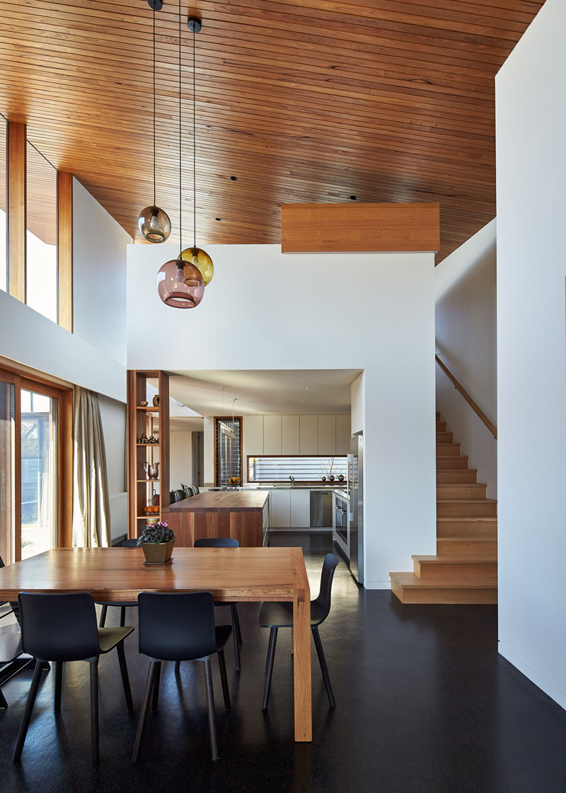 Yaraville Residence ceiling