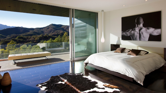 20 contemporary bedrooms with balcony home design lover. beautiful ideas. Home Design Ideas