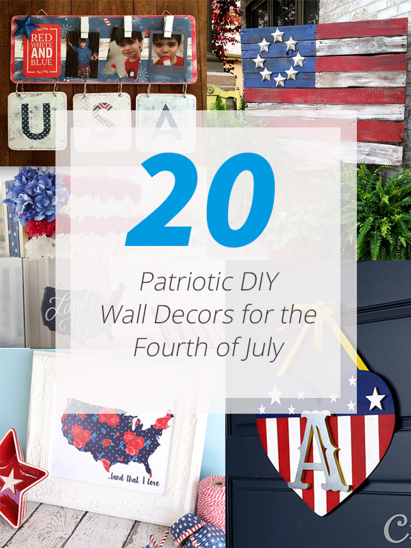 patriotic decors