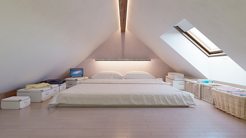 Loft in Bern Switzerland
