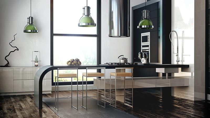 Kitchen By Morteza Ramezani