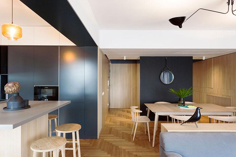 Apartment M interior