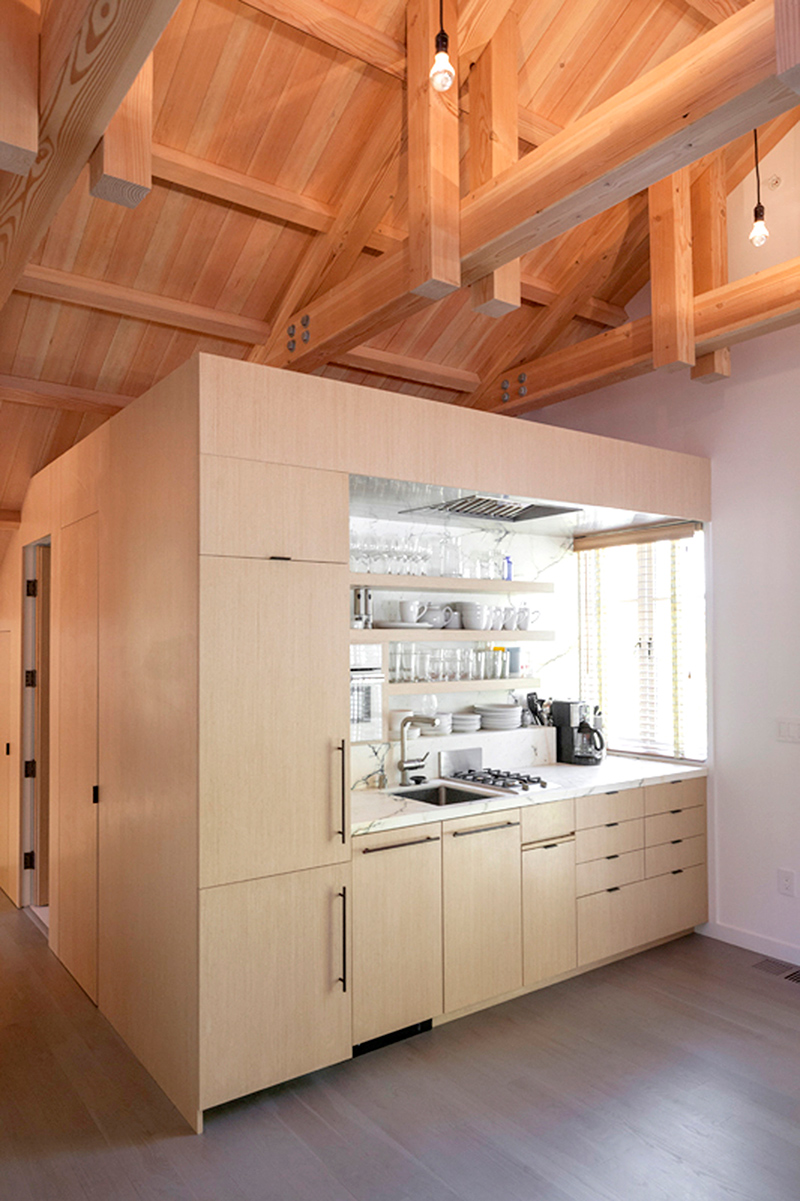 Historic Barn kitchen