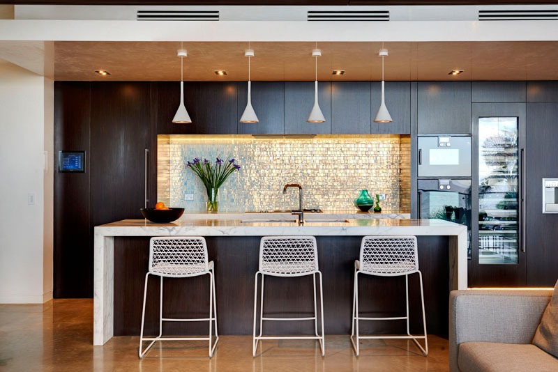 Wategos Residence kitchen