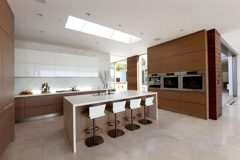 McLeroy Residence kitchen