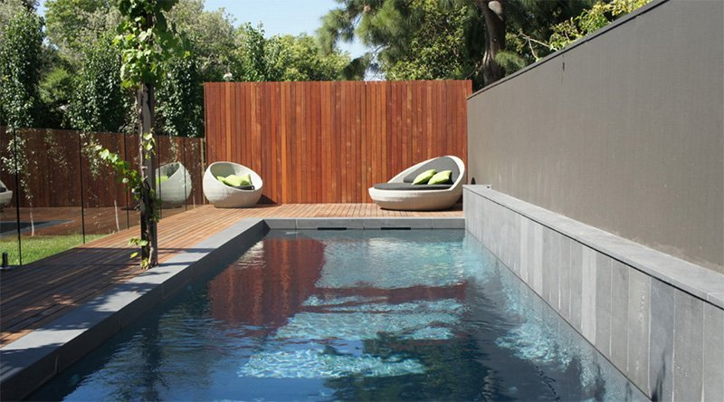 Glen Iris deck pool