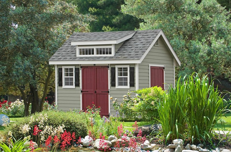 8x12 Premier Garden Sheds for Maryland