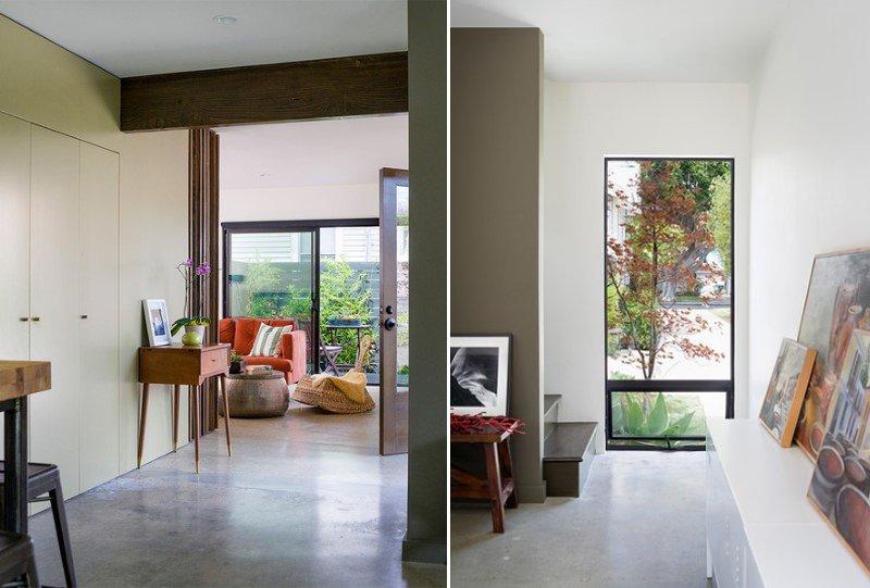 Baldwin Duplex interior