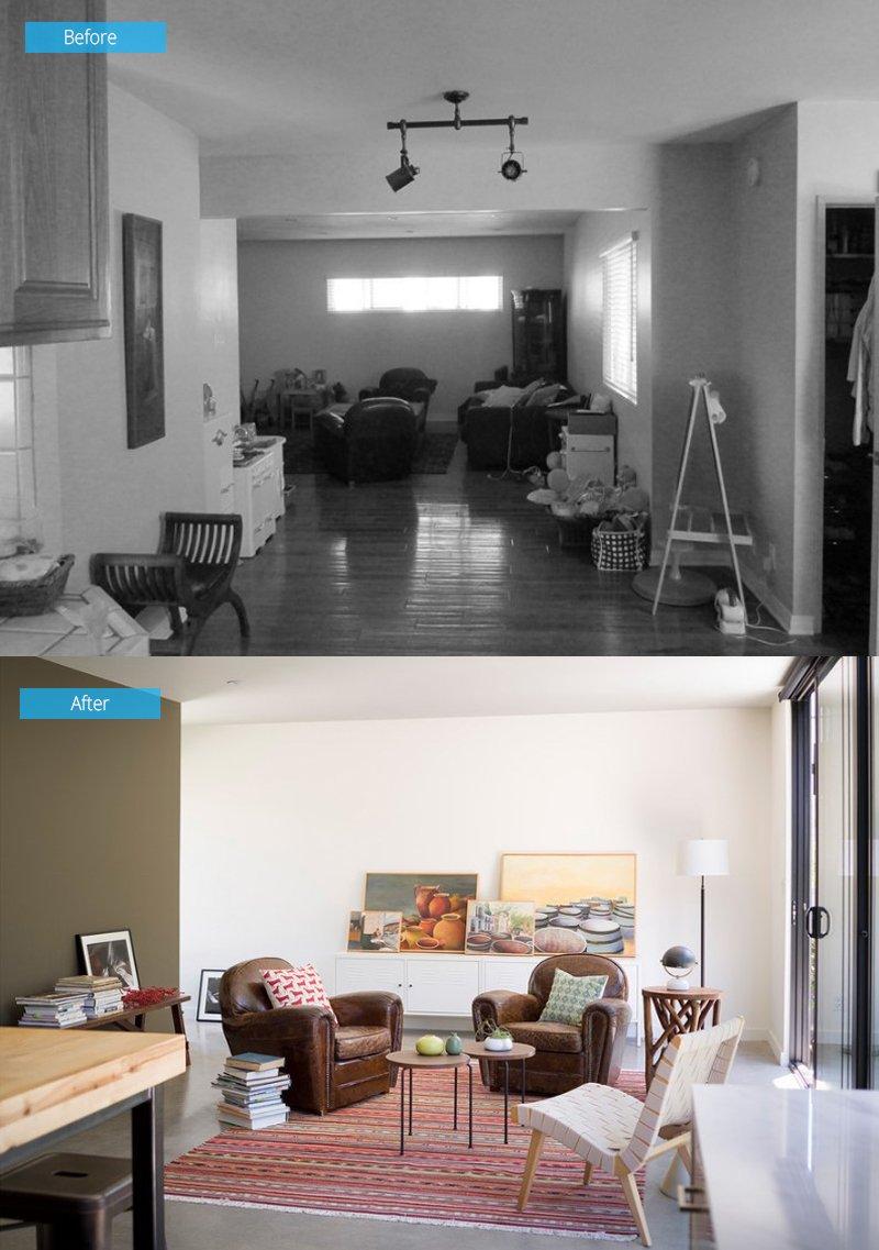 Baldwin Duplex living