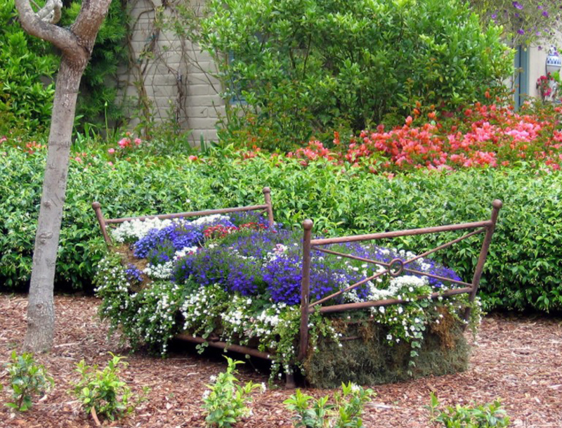 20 diy flower bed ideas for your garden home design lover for Garden flower bed design ideas