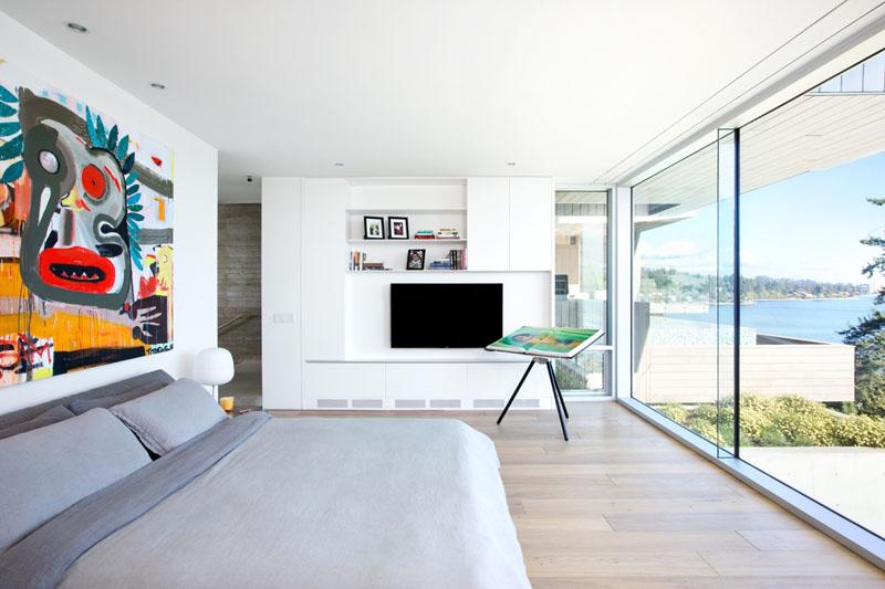 West Vancouver Mcleod Bovell bedroom