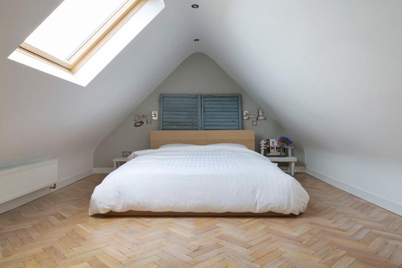 Attic Bedroom - Private Home Wicklow