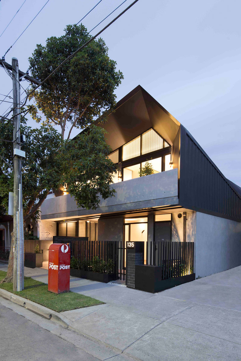 Unique Designs of the Coppin Street Apartments in Australia