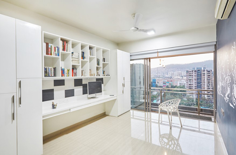 desain interior kantor rumah