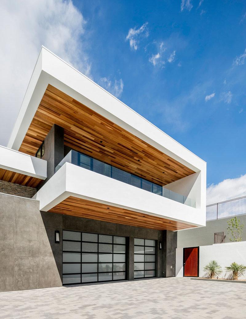 Rasakan Gaya Hidup Modern Di Rumah Arsitektur Kontemporer Di Area Pegunungan Okezone Lifestyle
