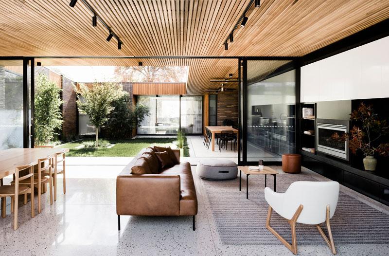 Courtyard House