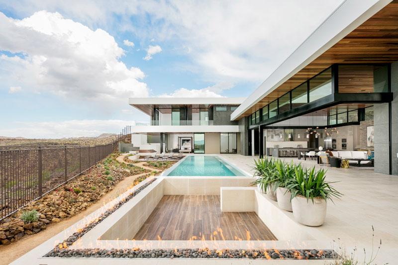 contemporary desert design
