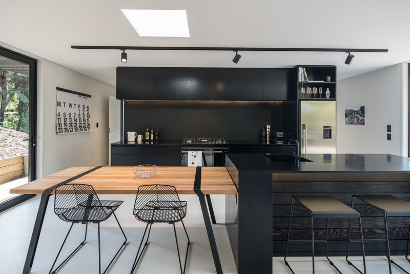 Waiheke kitchen and dining room extension