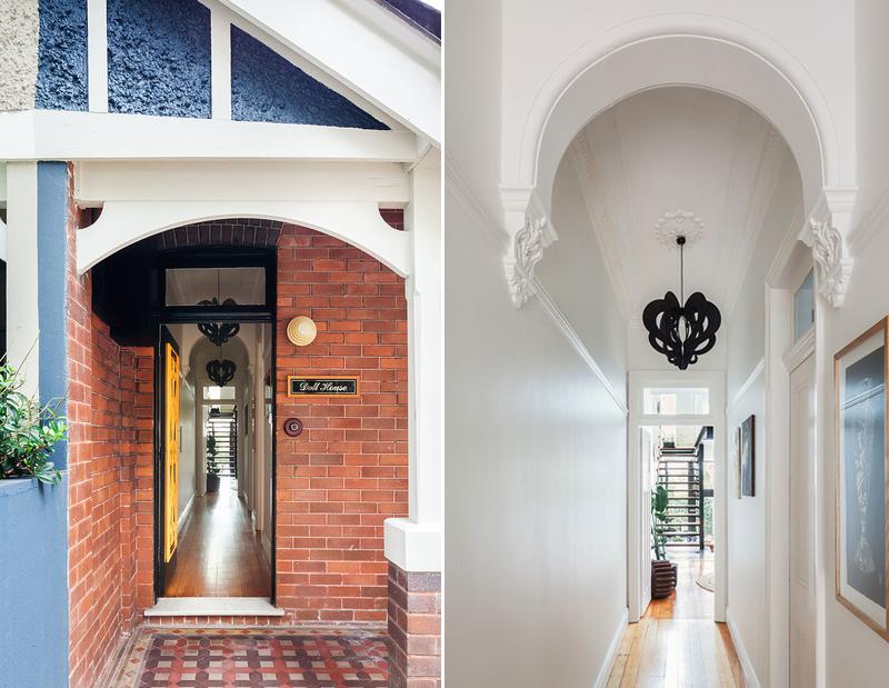 Sustainable House Randwick 2 entrance