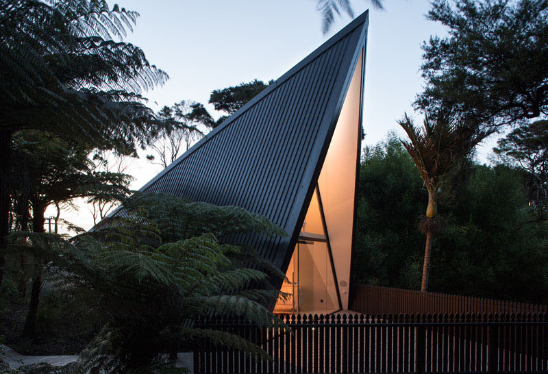 Tent House architecture