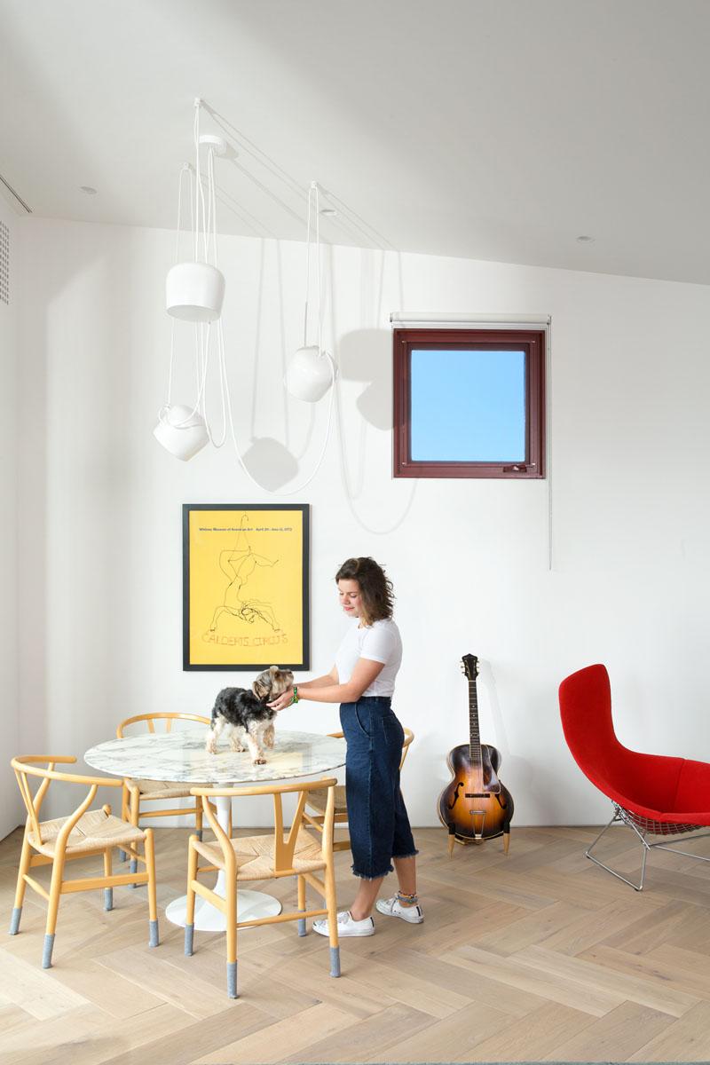 Rough House interior