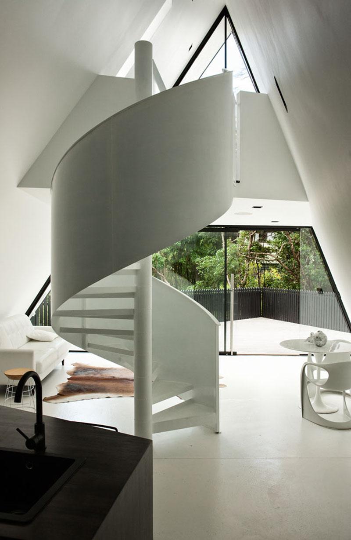 Tent House kitchen
