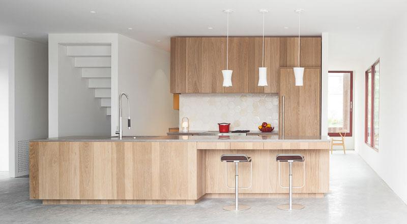 Rough House kitchen