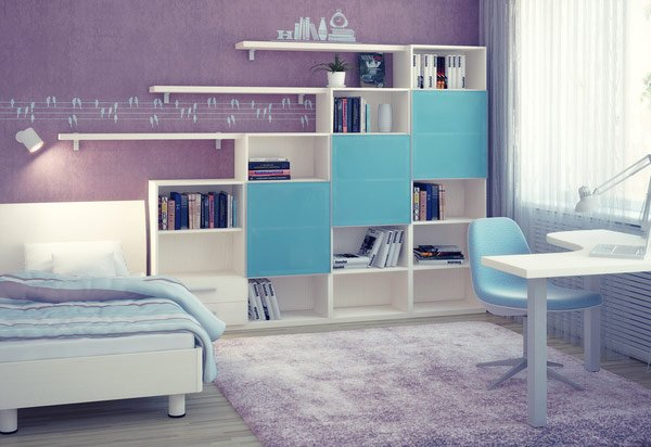 Very Nice Children Bedroom Design
