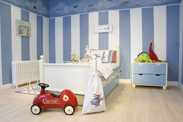 Comfortable Children Bedroom Concept