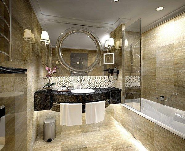 Fantastic Bath Motif