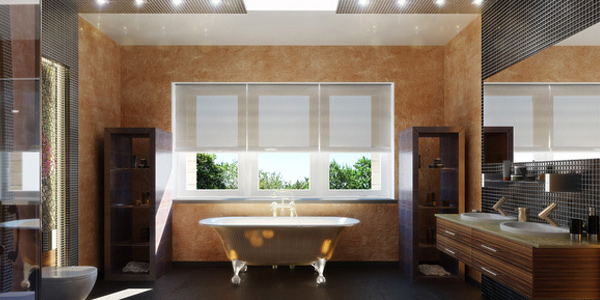 Bathroom designing tips for a more comfortable living home design lover for Design of false ceiling for home