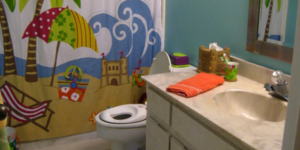 bathroom decorating ideas for kids kid s bathroom decorating ideas to take note of home 22058