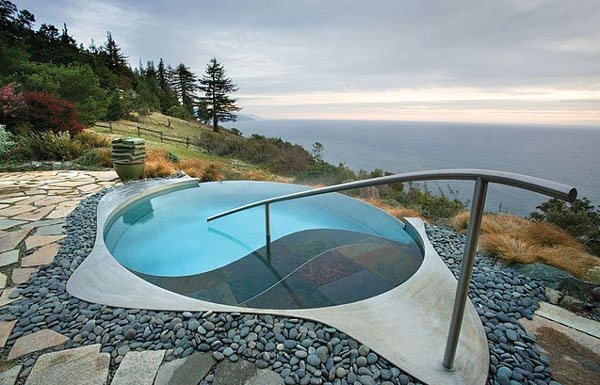 Amazing Contemporary Pool Idea