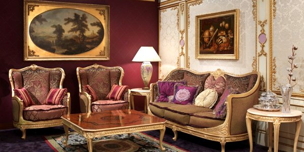How to Have a Victorian Style for Living Room Designs | Home ...