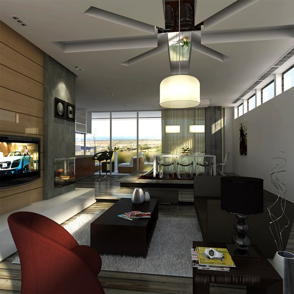 New Home Designs Latest Modern Interior Decoration: 21 Stunning Minimalist Modern Living Room Designs For A
