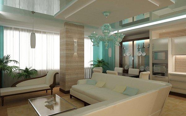Neat Living Room Design