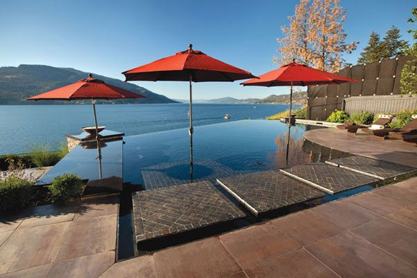 15 Soothing Infinity Pool Designs For Instant Relaxation | Home