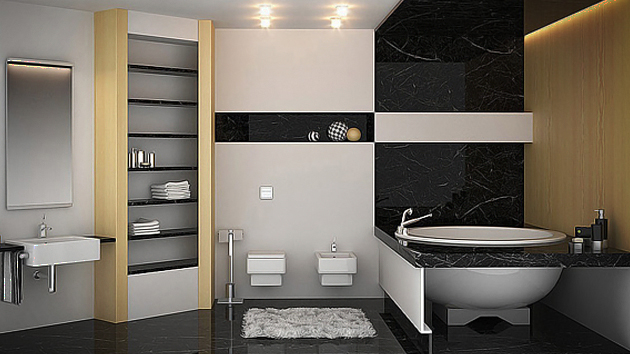 Bathroom Designing Tips For A More Comfortable Living | Home Design Lover