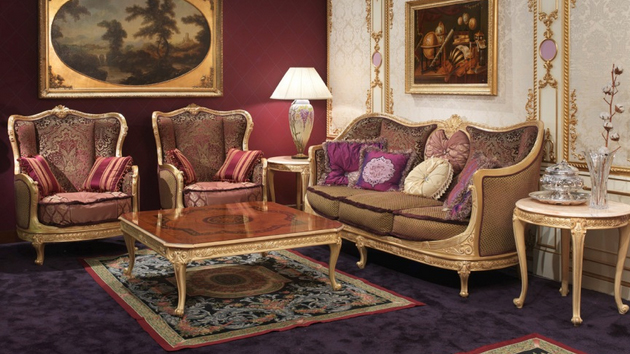 How to have a victorian style for living room designs for Victorian living room