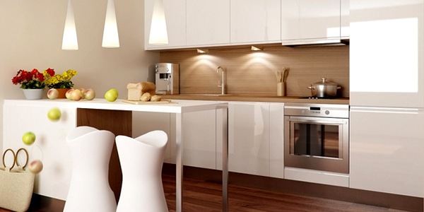 Kitchen Cabinets Usage