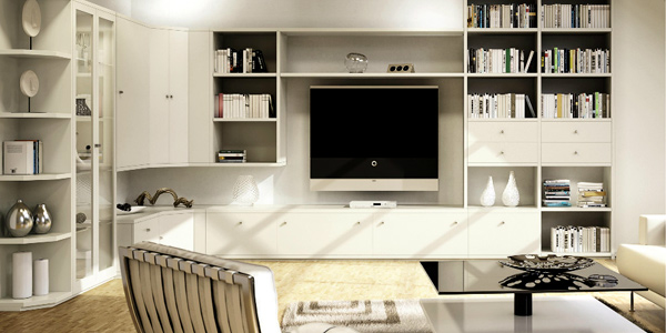 Home Organization Tips to De-clutter Your Living Room | Home Design ...
