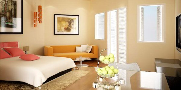 Tips In Designing Cosy Studio Type Rooms Home Design Lover