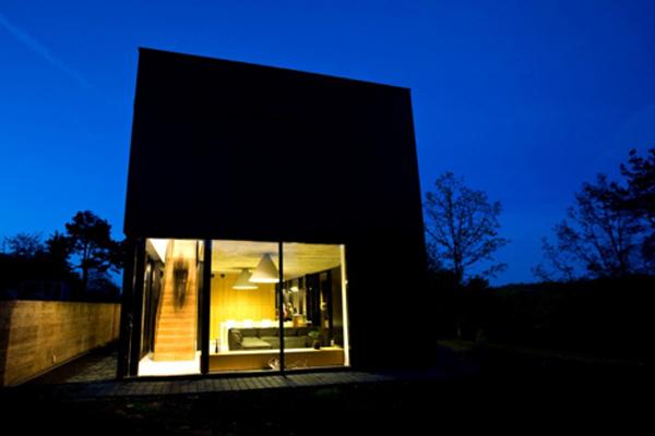 Modern at Night